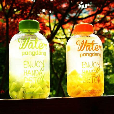 Water Pongdang Enjoy Handa Detox by Water Pongdang Enjoy Handa Detox Kawaii Amino Amino