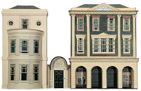 regency house regency period shops and house superquick card kits c4