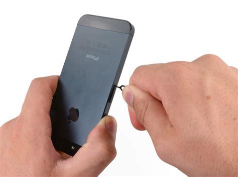 iphone 5 sim card installing iphone 5 sim card