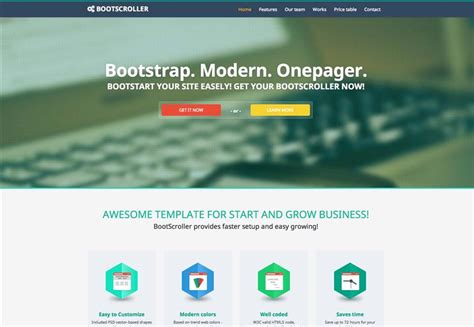 bootstrap themes paper points to note in bootstrap template