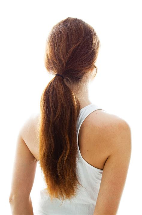 pony tail with fringes back primp your ponytail connecticut post