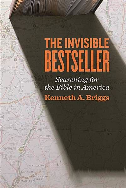 the invisible book report book evaluates the change in how view the bible