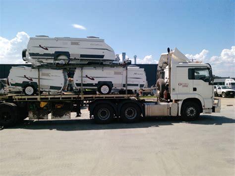 boat transport australia wide caravan mover interstate caravan transport australia wide
