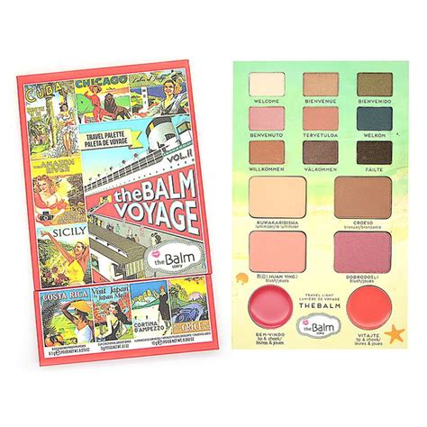 Eyeshadow The Balm Travell Palette 2111 best images about hair makeup on
