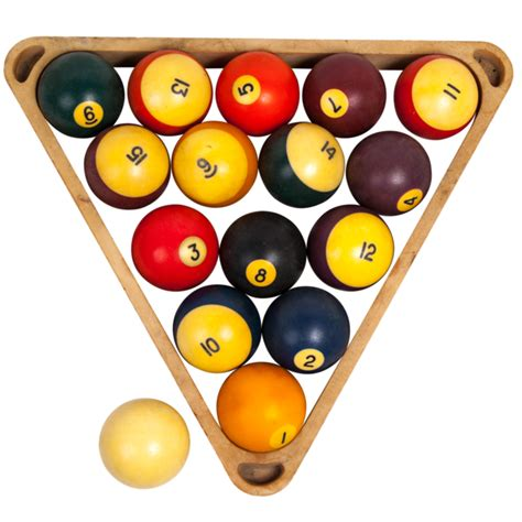 Rack Pool Balls Correctly by Poolballs Cliparts Co