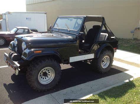 jeep 1980 cj5 1980 jeep cj5