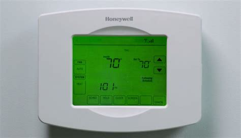 comfort zone ii thermostat wifi thermostat best wifi thermostat comfort air wifi