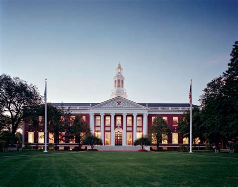 Harvard School Of Business Part Time Mba by Harvard Business School Baker Library Finegold