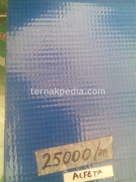 Terpal Plastik A5 6x8 Meter jenis dan daftar harga terpal ternakpedia