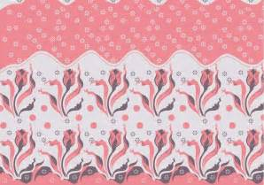 Handmade Fabric Flower - batik flowers vector download free vector art stock
