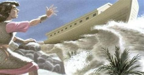 kisah lengkap nabi nabi nuh  dunia nabi