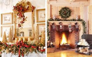 Decorate Your Mantel For Christmas - decorate your mantel or chimney for christmas let s celebrate