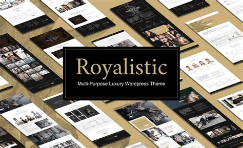 Teslathemes Montblanc Multi Purpose Creative Theme royalistic creative multi purpose theme csslight