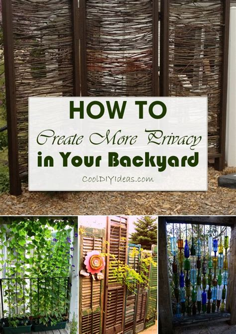 how to make backyard more private 39 best images about outdoor at home ideas on pinterest