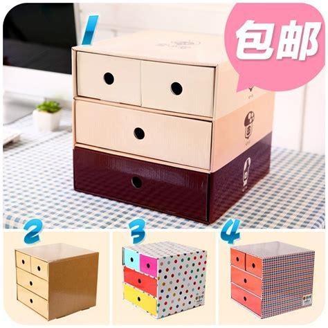 Promo 2 In 1 Multifunction Box Storage Box 555 Warna Ungual210 eco friendly waterproof cardbord multi purpose drawer