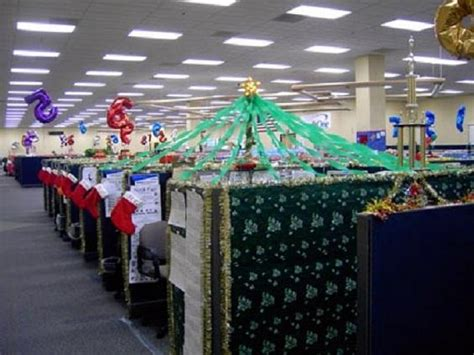 christmas decoration in an office setting top office decorating ideas celebration all about