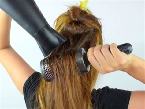 how to easy blowout blowdry routine wet to dry youtube 14 hair care mistakes that would ruin your beautiful