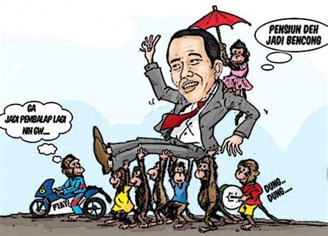 gambar karikatur politik jokowi gambar kartun karikatur politik pemilu