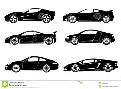 car layout vector 14 vector super car images pictures of the w8 vector