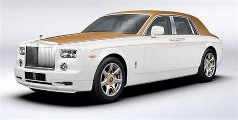 rolls royce gold and white ixo 1 43 rolls royce phantom diecast model car moc162