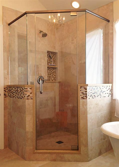 Neo Angle Shower Door Neo Angle Shower Doors Corner Shower Manalapan Nj Showerman