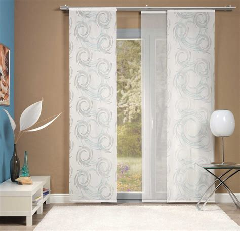slider panel curtains curtain sliding panel with alu carriage 245cmx60cm