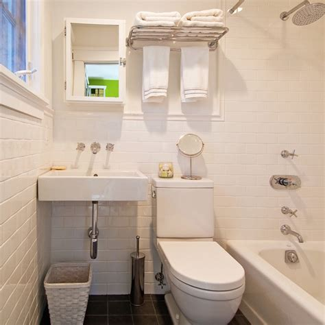 Easy Bathroom Makeovers by Easy Budget Mini Bathroom Makeovers Martha Stewart