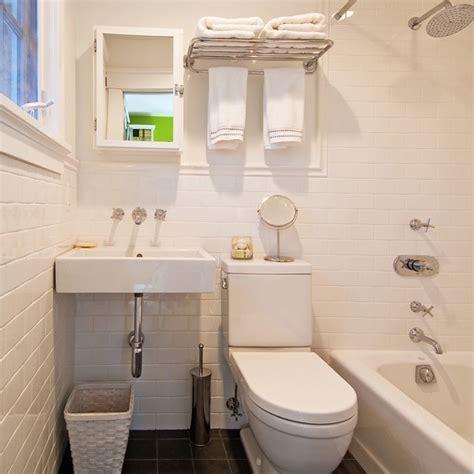 Easy, Budget Mini Bathroom Makeovers   Martha Stewart