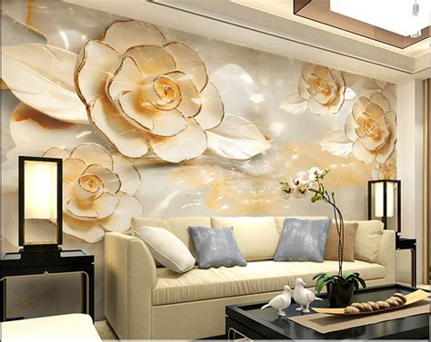 3d wallpaper for bedroom 3d wallpaper bedroom mural roll modern luxury flower
