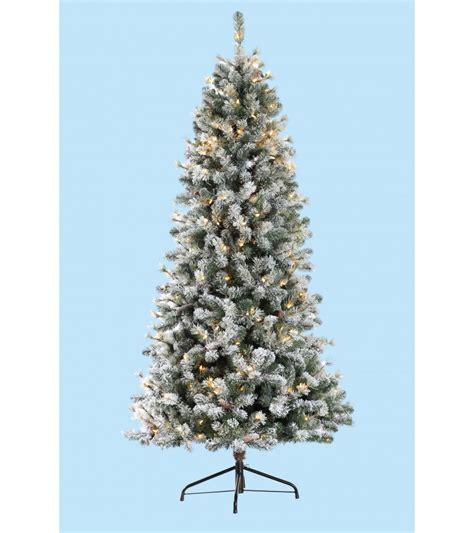 Charming 8 Ft Pre Lit Christmas Tree Uk #3: Stfcsl-75f5lw25.jpg