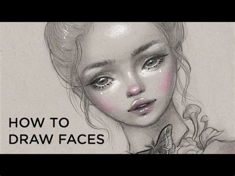 But Draw Happy Faces On Them D Some Other - how to draw faces 30 days of episode 9