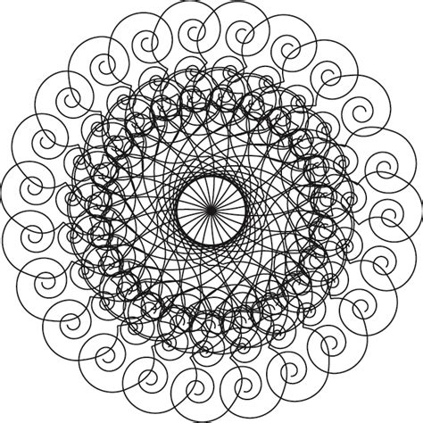 day of peace mandala coloring pages