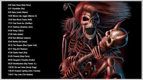 best heavy metal songs best rock metal compilation 2017 rock metal