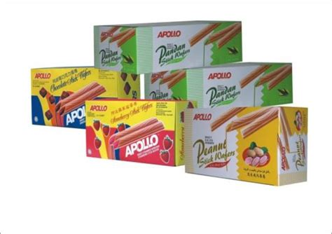 Biskuat Bolu Pandan Box Original 12 Pcs X 16gr Mondeles apollo stick wafer 330gr
