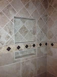 bathroom tile designs patterns tile pattern change upper tile diamond pattern lower