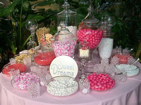 Sweet Buffet Table Ideas Weddings By Tables