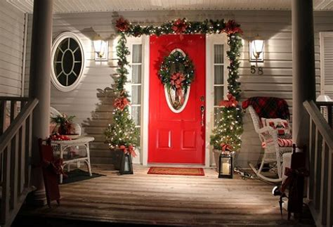 ideas for decorating porches for christmas wonderful decorating ideas for 2016 celebration all about