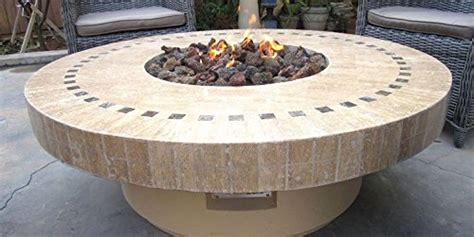 Mosaic Electric Patio Heater Outdoor Gas Propane Pit W Marble Mosaic Top Patio Heater Honeydo Advisor