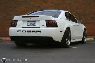Ford Svt Cobra Ford Mustang Svt Cobra Motoburg