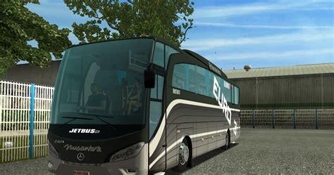 Uk Truck Simulator Ukts Mod Indo mod ukts jetbus haryanto 68 haulin uk truck simulator