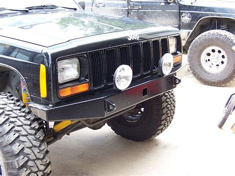 homemade jeep bumper homemade jeep xj front bumper