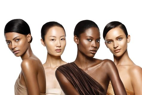 what are the best skin tones for women the perfect human face light skin vs dark skin sifa s