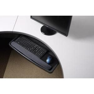 Kensington Underdesk Comfort Keyboard Drawer by Kensington Smartfit Underdesk Comfort Keyboard Drawer