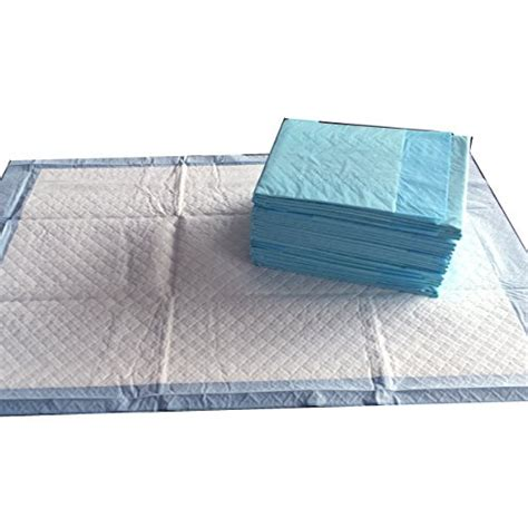 disposable incontinence bed pads by medokare hospital