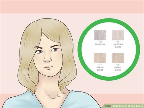 wella color charm toner how to use wella toner with pictures wikihow