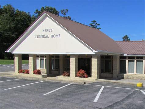 contact us kerby funeral home henagar al