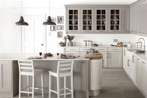 White And Gray Kitchen Ideas | grey and white kitchen decorating ideas kitchen and decor