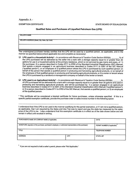 Exemption In Ca After Mba by Exle Letter Requesting Sales Tax Exemption Certificate