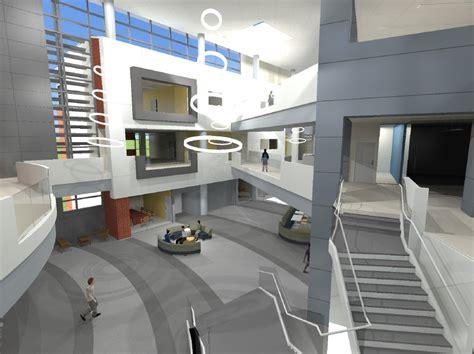 Lasalle Hybrid Mba by Interior Renderings School Of Business