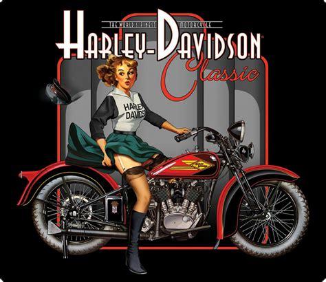 Genuine Hotrod Hardware Harley Davidson® Signs 2010601